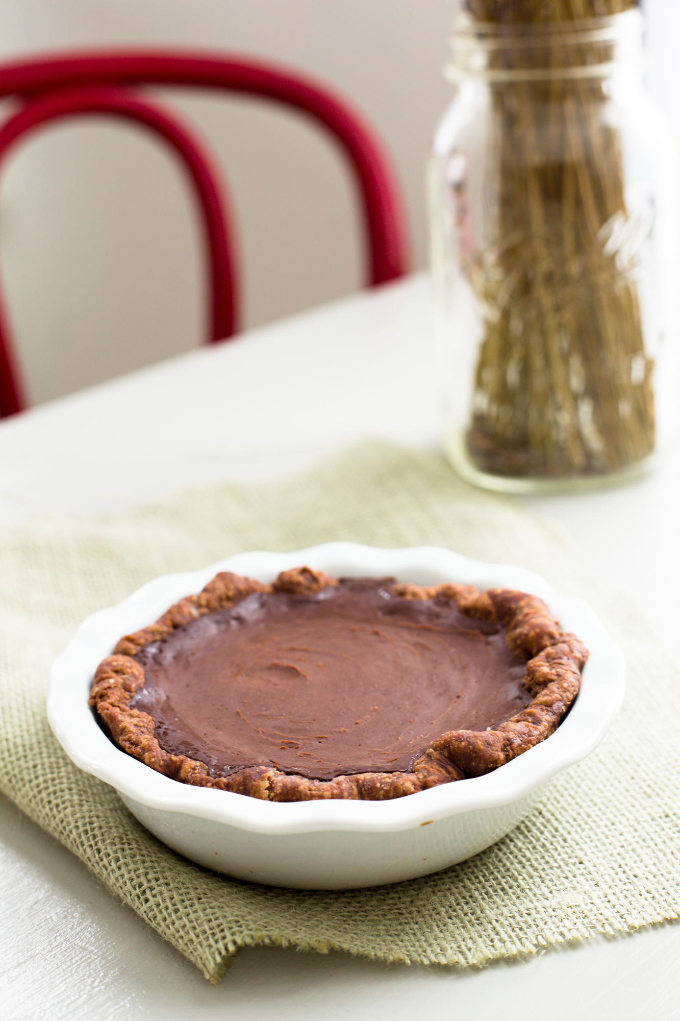 Spicy Chocolate Sweetie-Pie – Luv Cooks | Love people with tasty food.