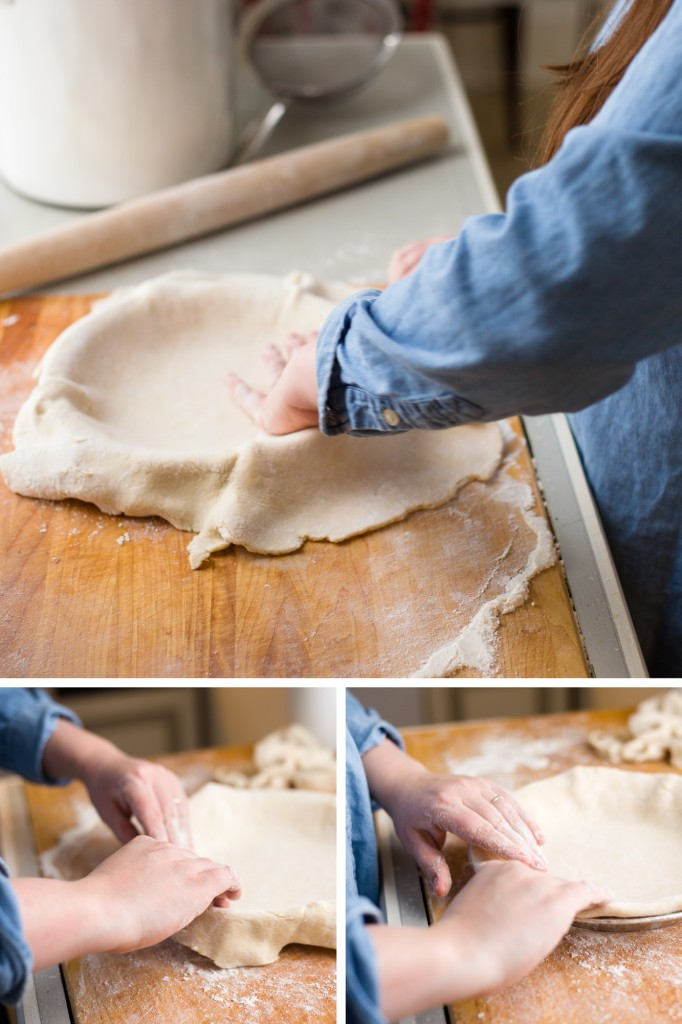 Steps to a Perfect Pie Crust