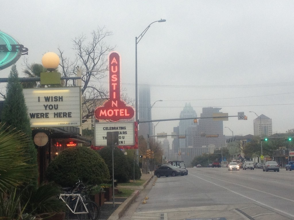 The infamous Austin Hotel