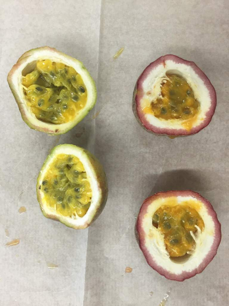 Passion fruit at Robert Is Here