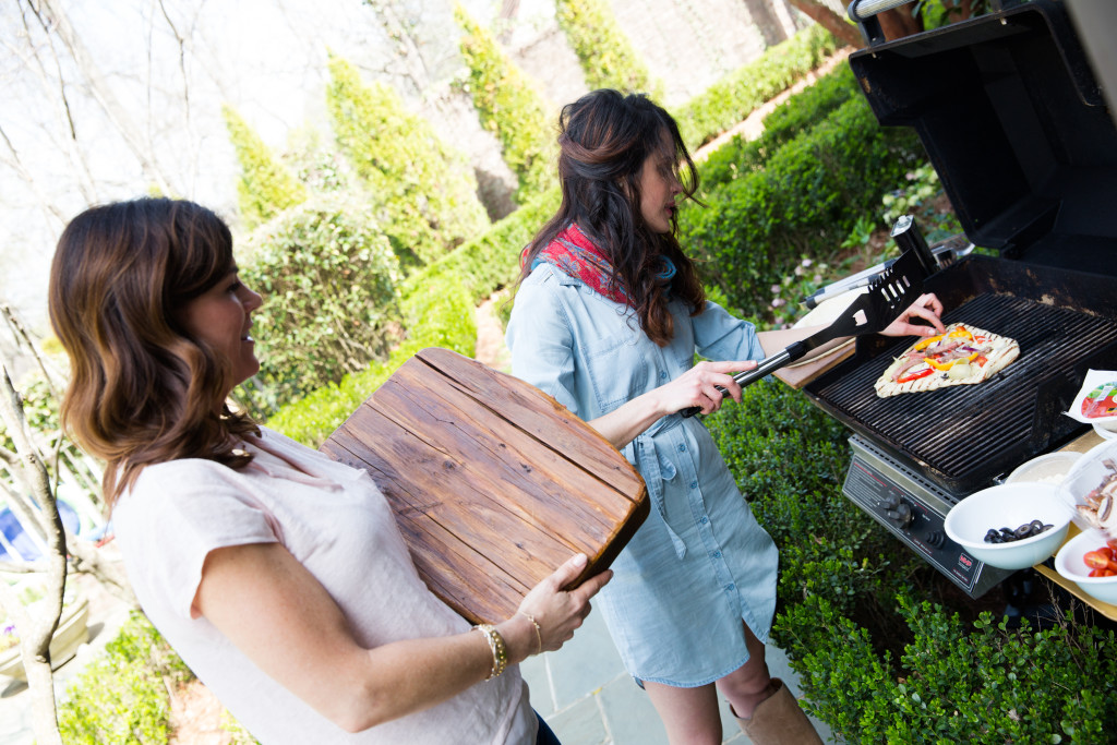Collaborating on Grill Time