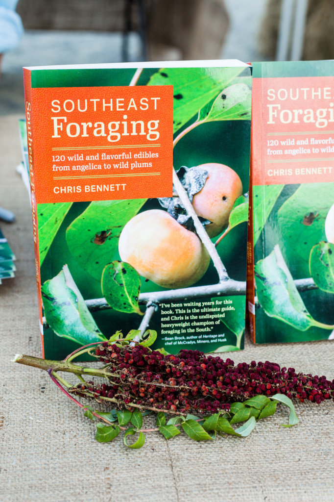 Southeast Foraging book