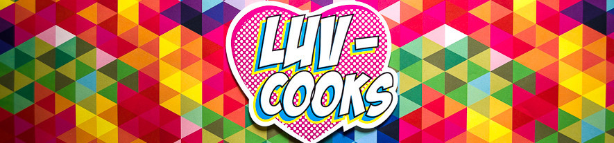Luv Cooks | Love people with food.