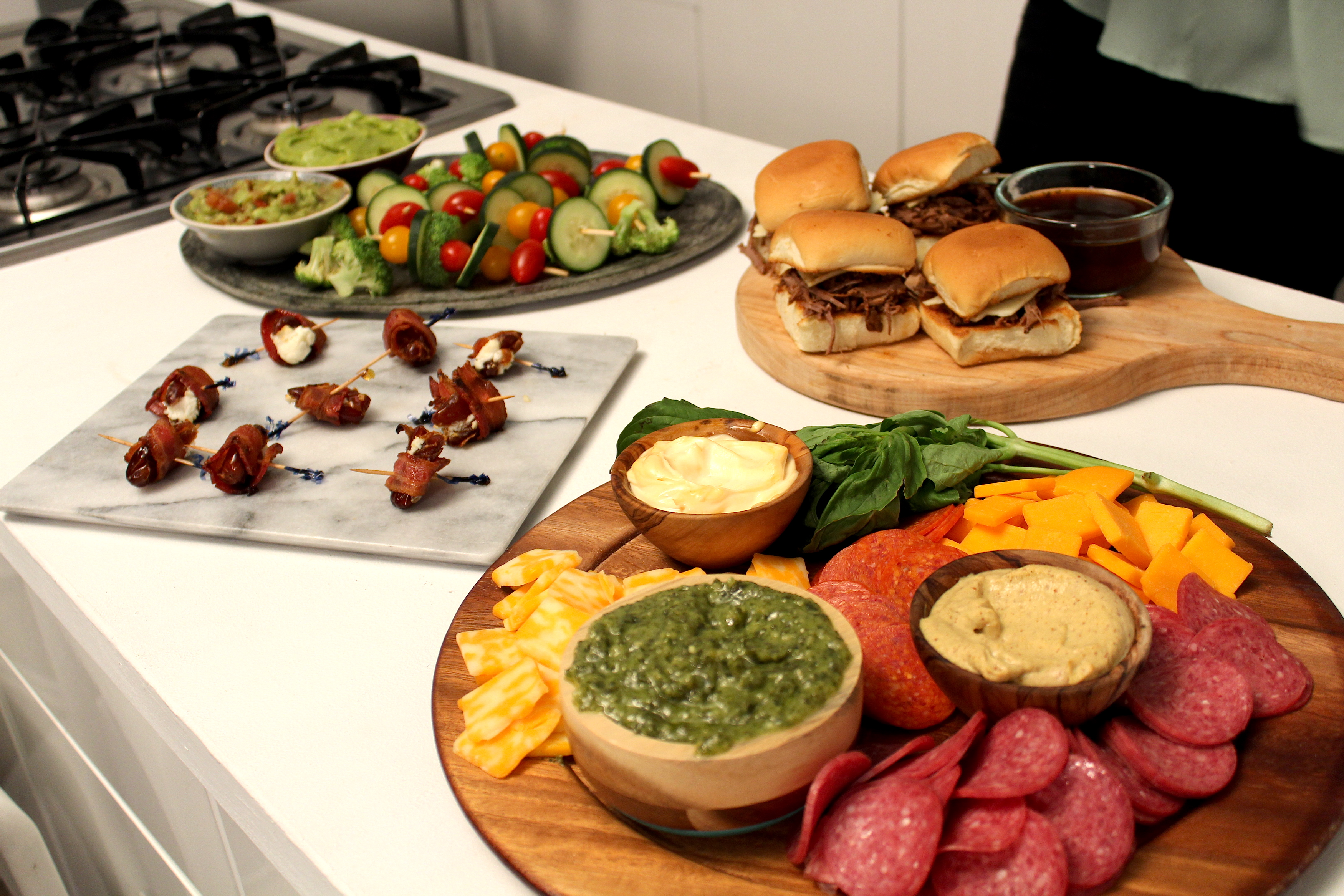 easy new years eve party ideas – Luv Cooks   Love people ...