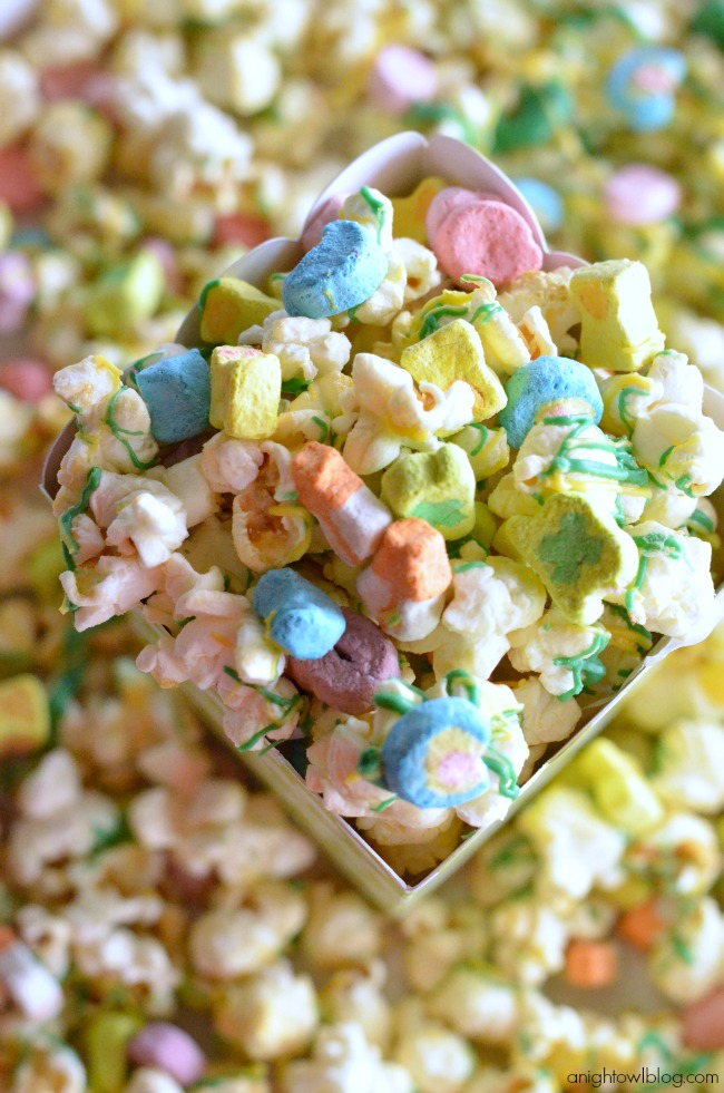 Lucky Charms Popcorn