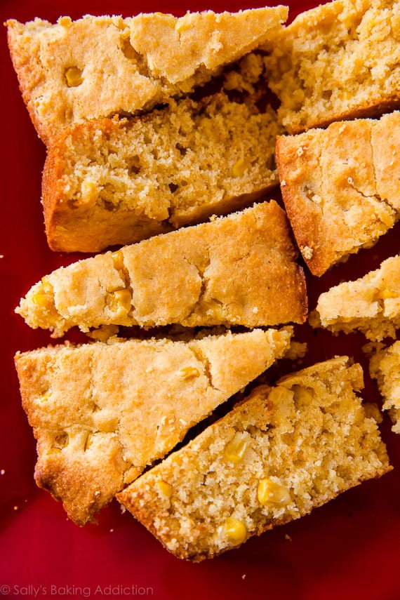 Cornbread Honey Skillet